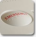 Large emergency help button